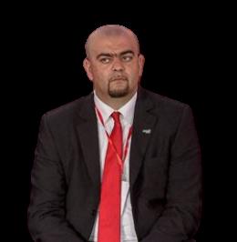 Adrian Grigori -  director operational